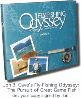 Fly-Fishing Odyssey by Jon Cave