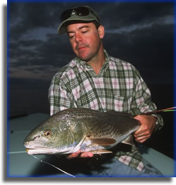Mosquito Lagoon Redfish Fly-fishing